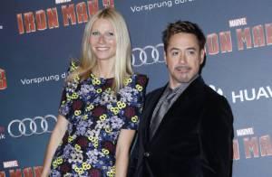 Iron Man 3 : Robert Downey Jr. et Gwyneth Paltrow, superhéros et superparents