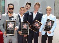 Backstreet Boys : Le boys band fête son retour avec une étoile à Hollywood