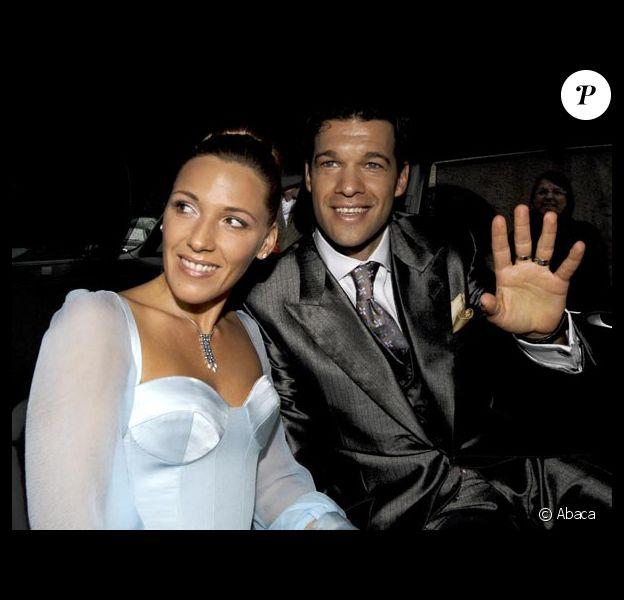 Michael Ballack a épousé Simone