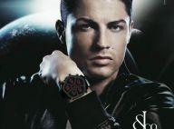 Cristiano Ronaldo : Fan de jolies montres, il s'associe à un sulfureux bijoutier