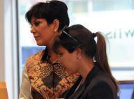 Kourtney Kardashian : Shopping en famille à Londres avec son fils et sa mère