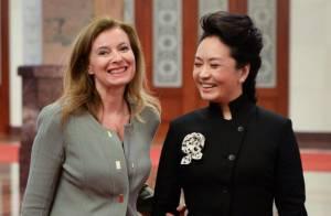 Valérie Trierweiler et Peng Liyuan : Premières dames complices et chic en Chine
