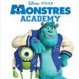 Affiche du film Monstres Academy (Monsters University), en salles le 10 juillet