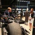 Kate Middleton, le prince William et le prince Harry inauguraient le 26 avril 2013 les studios de la Warner Bros dans le Hertfordshire. William et Harry étaient comme des gamins avec la panoplie de Batman The Dark Knight et de Harry Potter !
