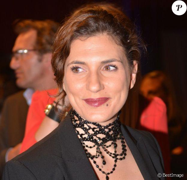 Emmanuelle Galabru lors de la 7e édition du festival International du film policier de Liège le 28 avril 2013