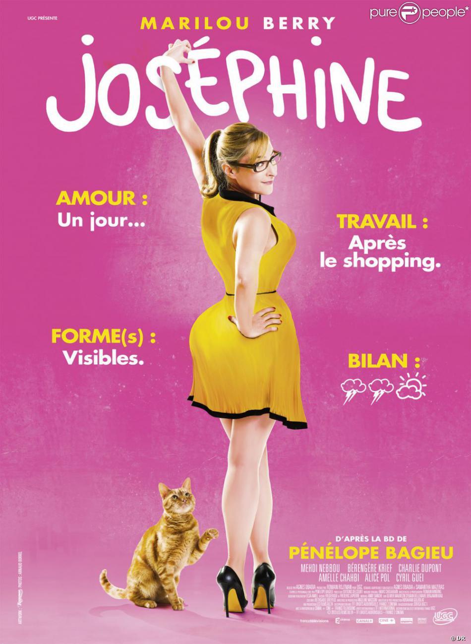 L'affiche du film Joséphine en salles le 19 juin 2013
