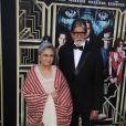 Amitabh Bachchan à la première mondiale de Gatsby le Magnifique au Lincoln Center de New York City, le 1er mai 2013.