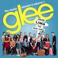 Pochette de l'album de la 4e saison de Glee, dans laquelle joue Mark Salling.