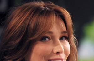 Carla Bruni-Sarkozy, une première dame au top !