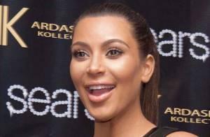 Kim Kardashian : Enceinte et chic pour préparer la plus grande soirée de l'année