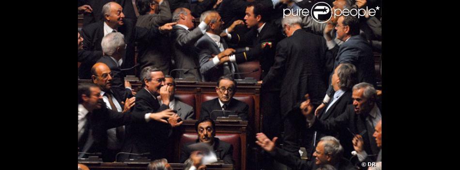 Toni servillo est giulio andreotti dans le biopic il divo - Giulio andreotti il divo ...