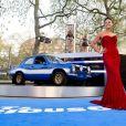 Michelle Rodriguez à l'avant-première mondiale de Fast & Furious 6 à l'Empire Leicester Square, Londres, le 7 mai 2013.