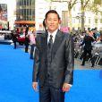 Justin Lin le réalisateur à l'avant-première mondiale de Fast & Furious 6 à l'Empire Leicester Square, Londres, le 7 mai 2013.
