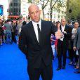 Vin Diesel à l'avant-première mondiale de Fast & Furious 6 à l'Empire Leicester Square, Londres, le 7 mai 2013.