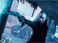 Star Trek Into Darkness : Zachary Quinto embrasse la dangeureuse Zoe Saldana