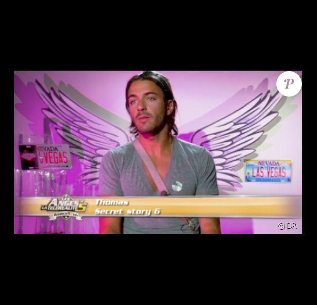 Thomas dans les Anges de la télé-réalité 5, vendredi 10 mai 2013 sur NRJ12