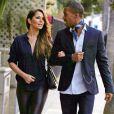 Cheryl Cole et son petit ami Tre Holloway à Los Angeles le 8 mai 2013.