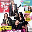 Télé Star en kiosques le 13 mai 2013