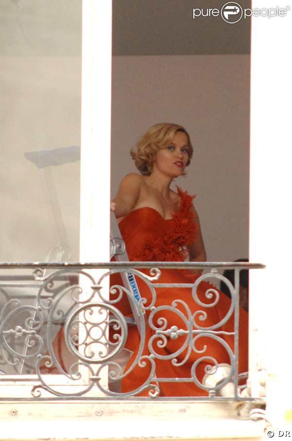 Reese Witherspoon le 16 juillet à Paris
