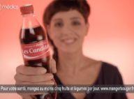 Top Chef 2013 : Naoëlle comédienne mal à l'aise pour la publicité Coca-Cola