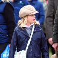 Lady Louise Mountbatten-Windsor, 9 ans, au Windsor Horse Show le 11 mai 2013