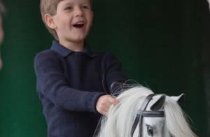 Sophie de Wessex : Ses enfants Louise et James s'éclatent au Windsor Horse Show