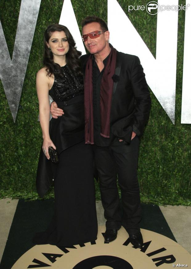 bono sa fille eve hewson dipl m e il refuse de lui voler la vedette. Black Bedroom Furniture Sets. Home Design Ideas