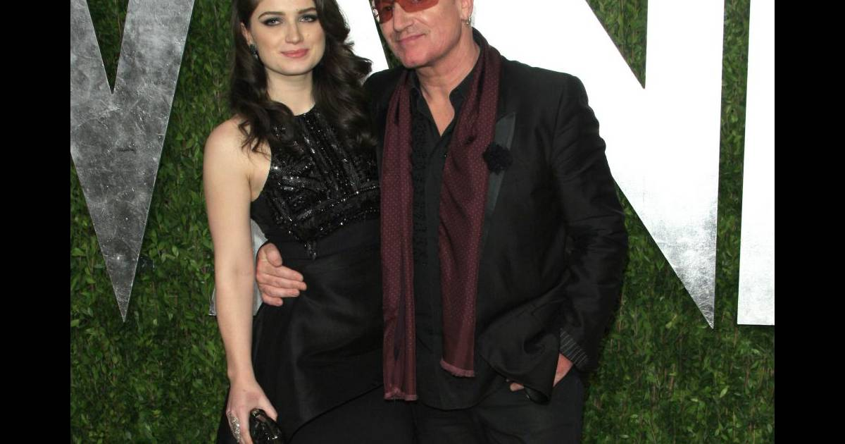 bono sa fille eve hewson dipl m e il refuse de lui voler la vedette purepeople. Black Bedroom Furniture Sets. Home Design Ideas