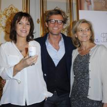 Tina Kieffer Laurent Delahousse Claire Chazal La Conf Rence De