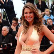 Cannes 2013 : Laury Thilleman ultradécolletée au côté de Sonia Rolland, féline