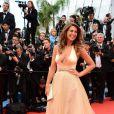Laury Thilleman à la première cannoise de  Jeune et Jolie  de François Ozon, au Palais des Festivals à Cannes, le 16 mai 2013.