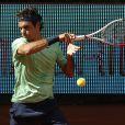 Roger Federer à Madrid le 9 mai 2013.