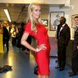 Paris Hilton, en véritable V.I.P dompteuse du tapis rouge, assiste à la projection du film The Bling Ring lors du 66eme festival du film de Cannes. Le 16 mai 2013.