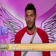 Samir dans Les Anges de la télé-réalité 5 le vendredi 17 mai 2013 sur NRJ 12