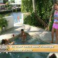 Aurélie et Frédérique se disputent dans Les Anges de la télé-réalité 5 le vendredi 17 mai 2013 sur NRJ 12