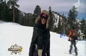 Les Anges de la télé-réalité 5 : Nabilla est 'Jean-Claude Duss', Capucine craque