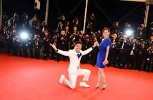 Cannes 2013 : Valeria Golino, Olivier Poivre d'Arvor et une touche de péché