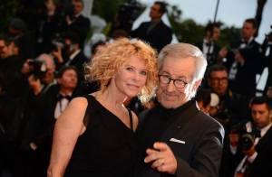 Cannes 2013 : Steven Spielberg, président heureux et amoureux avec Kate Capshaw
