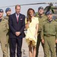Kate Middleton à Calgary le 7 juillet 2011