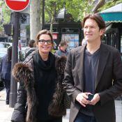 Les Experts Manhattan : Sela Ward s'offre une virée romantique à Paris