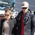Rachel Bilson et Hayden Christensen, déambullant le long des quais durant le Festival de Cannes le 20 mai 2013