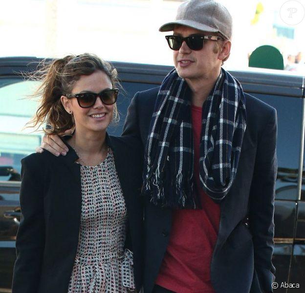 Rachel Bilson et Hayden Christensen, tendres amoureux le 20 mai 2013 dans les rues de Cannes durant le 66e Festival