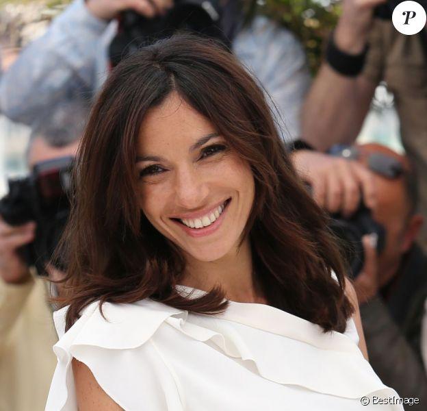 Aure Atika lors du Festival de Cannes, le 20 mai 2013.