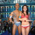Saiba Bombote et Melanie Nunes Fronckowiak, plus belles fesses du monde 2008