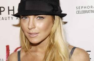 PHOTOS : Lindsay Lohan redevient très féminine !