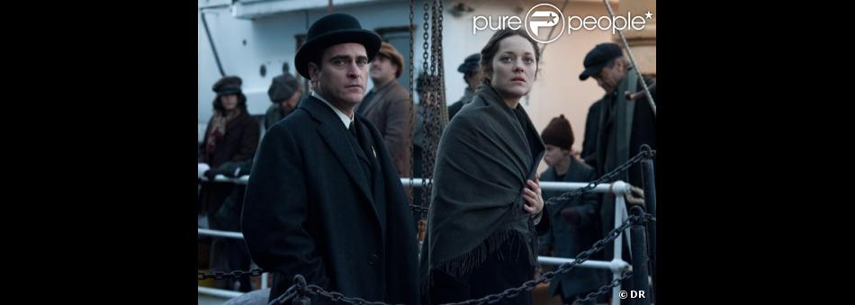 Le film The Immigrant, en compétition pour la Palme d'or du Festival de Cannes 2013