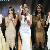 amfAR 2013 : Des top models en or sous la houlette de Carine Roitfeld