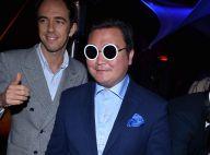 Cannes 2013: Un sosie de Psy écume les soirées cannoises et pose avec les stars