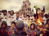 Zlatan Ibrahimovic et les stars du PSG : Match de rêve pour les enfants à Disney