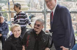 Charlene et le prince Albert : Rencontre émouvante avant le Grand Prix de Monaco